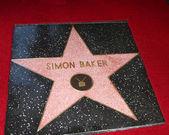 Simon Baker Star — Fotografia Stock