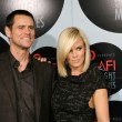 Jim Carrey & Jenny McCarthy — Stock Photo