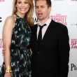 Leslie Bibb, Sam Rockwell — Stock Photo #21281321