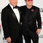 David Furnish, Elton John — Stock Photo
