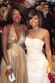 Viola Davis & Taraji P. Henson — Stock Photo