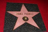 James Franco Star — Stock Photo