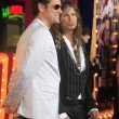 Stock Photo: Jim Carrey, Steven Tyler