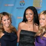 Cheetah Girls: Adrienne Bailon, Kiely Williams, Sabrina Bryan — Stock Photo #22262833