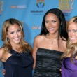 Cheetah Girls: Adrienne Bailon, Kiely Williams, Sabrina Bryan — Stock Photo #22262835