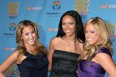 Cheetah Girls: Adrienne Bailon, Kiely Williams, Sabrina Bryan — Stock Photo
