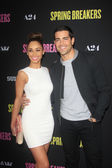 Cara Santana, Jesse Metcalfe — Stock Photo
