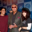 BooBoo Stewart, Adam West, Fivel Stewart - Stock Photo