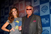 Katherine Webb, Adam West — Stock Photo