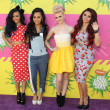Leigh-Anne Pinnock, Jade Thirlwall, Perrie Edwards, Jesy Nelson — Stock Photo