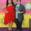 Raini Rodriguez, Rico Rodriguez - Stock Photo