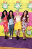 Leigh anne pinnock, jade thirlwall, perrie edwards, nelson jesy — Foto Stock