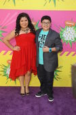 Raini Rodriguez, Rico Rodriguez — Stock Photo