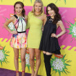 Savannah Jayde, Kelli Goss, Erin Sanders - Stock Photo