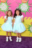 Rosie McClelland, Sophia Grace Brownlee — Stock Photo