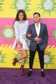 Zendaya Coleman, Val Chmerkovskiy — Stock Photo