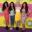 Little Mix - Leigh-Anne Pinnock, Jade Thirlwall, Perrie Edwards, Jesy Nelson — Stock Photo #22941834