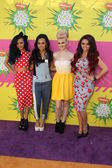 Little Mix - Leigh-Anne Pinnock, Jade Thirlwall, Perrie Edwards, Jesy Nelson — Stock Photo