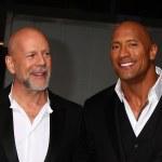 ������, ������: Bruce Willis Dwayne Johnson