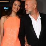 ������, ������: Emma Heming Bruce Willis