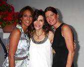 Eva La Rue, Finola Hughes, Michelle Stafford — Foto Stock