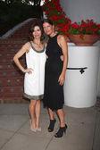 Finola Hughes, Michelle Stafford — Stock Photo