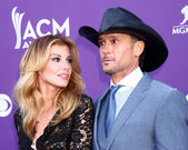 Faith Hill, Tim McGraw — Stock Photo