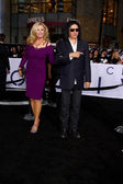 Shannon Tweed Simmons, Gene Simmons — Stock Photo