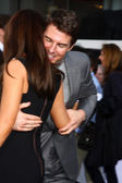 Marisol Nichols, Tom Cruise — Stock Photo