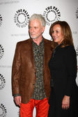 Tony Geary, Genie Francis — Stock Photo