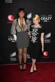 Jennifer Hudson, Brittany Snow — Stock Photo