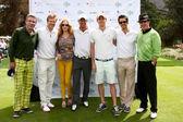 John J. York, Jack Wagner, Ashley Jones, Kyle Lowder — Stock Photo