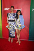 Louise Roe, Jeannie Mai — Foto Stock