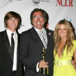 Zac Efron, Kenny Ortega, and Ashley Tisdale - Stock Photo