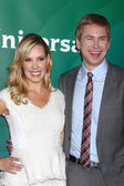 Kendra Scott, Pat Kiernan — Stock Photo