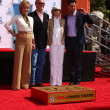 Jane Fonda, Peter Fonda. Shirlee Fonda, Troy Garity - Stockfoto