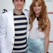 Remy Thorne, Bella Thorne - Stock Photo