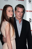 Karsen Liotta, Ray Liotta — Stock Photo