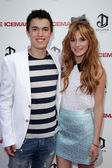 Remy Thorne, Bella Thorne — Stock Photo