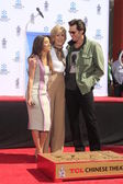 Eva Longoria, Jane Fonda, Jim Carrey — Stock Photo