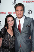 Kate Arrington, Michael Shannon — Stock Photo