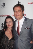 Michael Shannon, Kate Arrington — Stock Photo