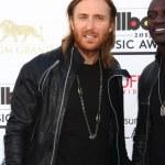 Постер, плакат: David Guetta and Akon