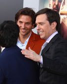 Bradley Cooper, Ken Jeong, Ed Helms — Stock Photo