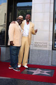 Cedric the Entertainer, Steve Harvey — Stock Photo
