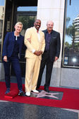 Ellen DeGeneres, Steve Harvey, Dr. Phil McGraw — Stock Photo