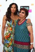 Padma Lakshmi, mom — Stock Photo