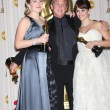 Kate Winslet, Sean Penn, and Penelope Cruz — Stock Photo