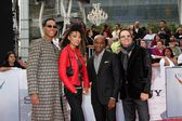 Darryl Phiunnessee, Judith Hill, Dorian Holley, & Ken Stacey — Stock Photo