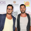 Val Chmerkovskiy, Maksim Chmerkovskiy — Stock Photo